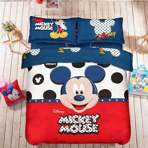 mickey mouse pillow and blanket set mickey mouse bedding set duvet cover sheet