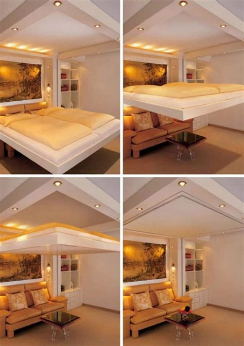 space saving ideas for bedrooms 25 ideas of space saving beds for small rooms