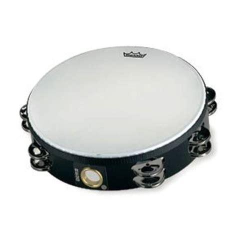 Tambourine Remo remo tambourine economy mylar single row jingles 10 inch