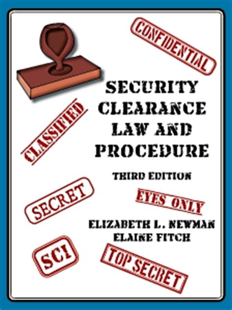dewey publications inc security clearance and