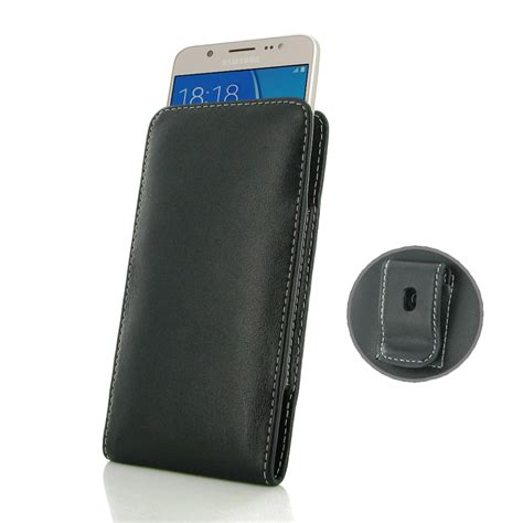 samsung galaxy pouch samsung galaxy j5 2016 pouch with belt clip pdair