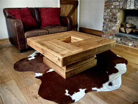 How To Make A Rustic Coffee Table Home Design How To Make A Rustic Coffee Table