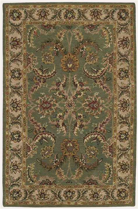 Area Rugs From India Nourison India House Ih18 Green Area Rug India House Ih18 Green At Homelement