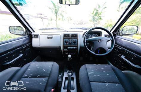 Tata Sumo Interior Images by Tata Sumo Pictures See Interior Exterior Tata Sumo