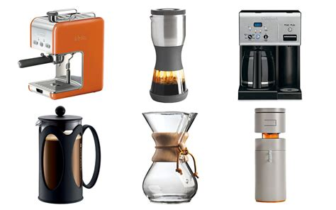 6 best coffee makers for aspiring at home baristas