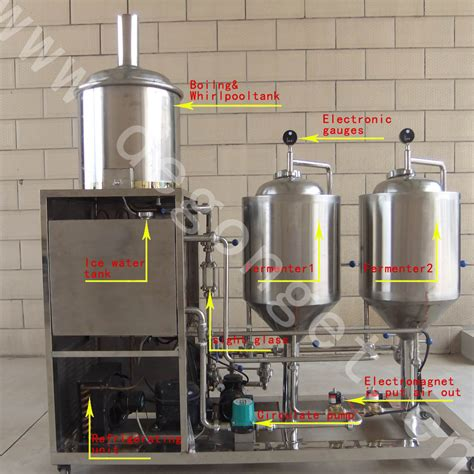 micro small home brewing equipment distiller keg