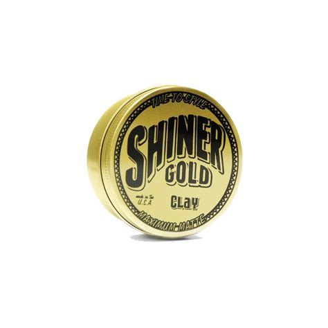 Pomade Indonesia official distributor resmi shiner gold maximum matte clay by indonesia pomade