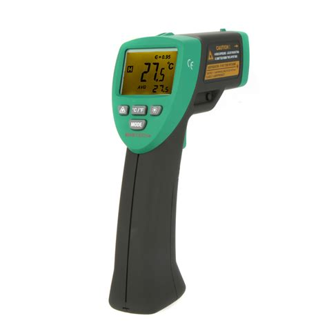 Thermometer Pistol mastech ms6530 12 1 non contact infrared ir thermometer