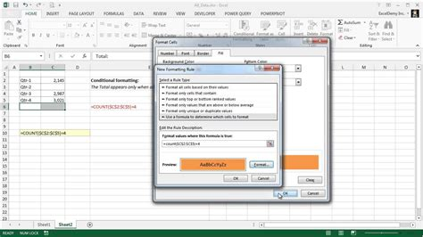 Conditional Format Excel 2007 Based On Another Cell | excel 2007 conditional formatting based on another cell
