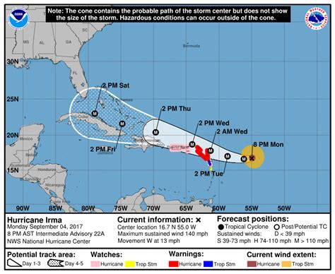 hurricane irma track shapefile governor declares a state of emergency for hurricane