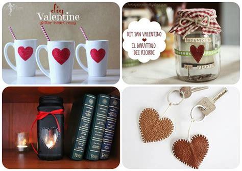Idee Regalo Romantiche Per Lui Fai Da Te by Idee Romantiche Fai Da Te Per San Valentino Creativit 224