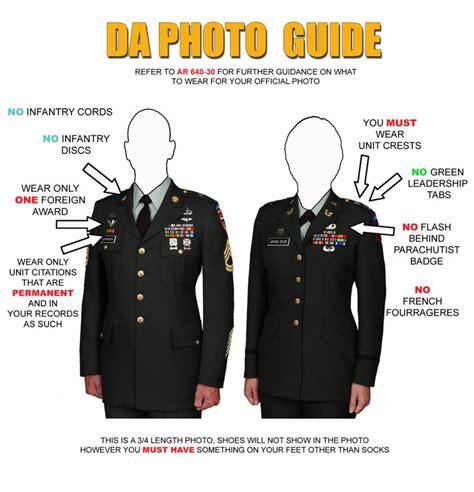 army ar 670 1 army asu regulations officer