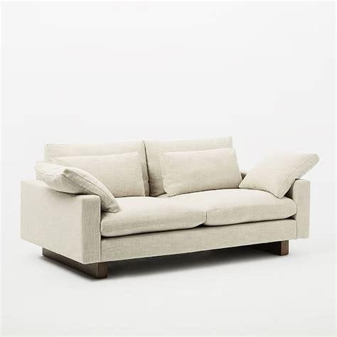 harmony sofa west elm harmony sofa 76 quot west elm