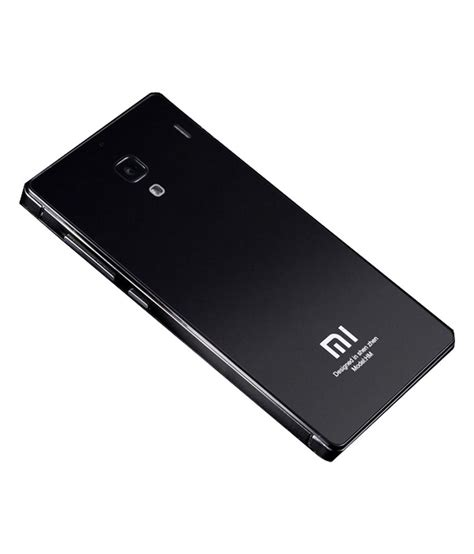 back number xiaomi xiaomi toughened glass back cover for xiaomi redmi 1s