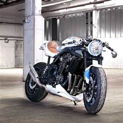 Suzuki Bandit Hans Muth And The Suzuki Bandit Fatmile Bike Exif