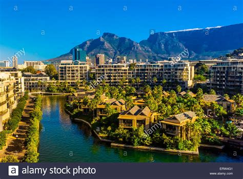 accommodation cape town one only resorts view from one only cape town hotel cape town south africa stock photo royalty free image