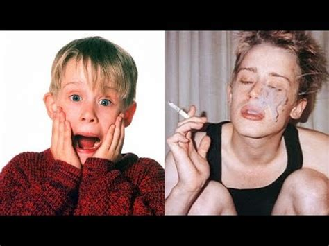 home alone actor then and now then and now the cast of quot home alone quot youtube
