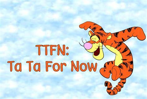 Tas Tenteng Winnie The Pooh Medium tigger quotes ttfn quotesgram