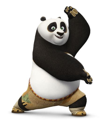 imagenes de kung fu panda po po s kfp pose kung fu panda pinterest animais