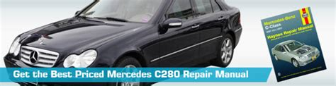 Mercedes C280 Repair Manual Service Manual Bentley