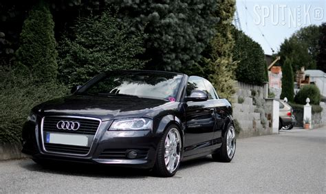 Audi A3 8p Cabrio by 2011 Audi A3 Cabrio 8p Pictures Information And Specs