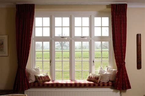 casement window curtains 8 easy steps to match blinds and curtains to your room