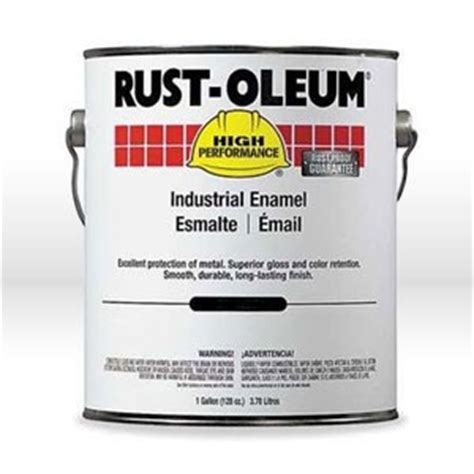 products for industry 634402 rust oleum enamel paint industrial alkyd based enamel 1 gallon