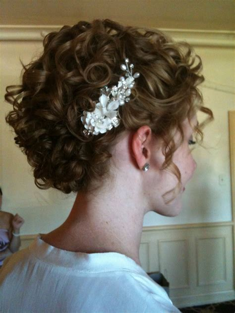 Bridal Hairstyles Naturally Curly Hair | naturally curly bridal hairstyles google search