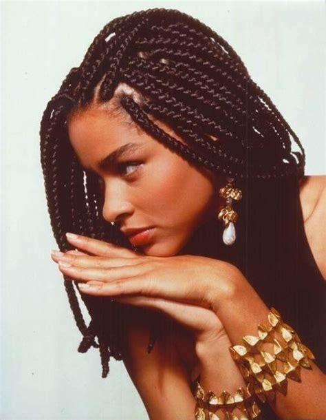 thick bob cut box braids short box braids i m definitely trying this after my long