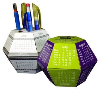 pop up desk calendar ball shaped pop up desk calendars for business promotions