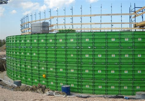 vasche biogas vasche biogas depurazione biomassa con lavori