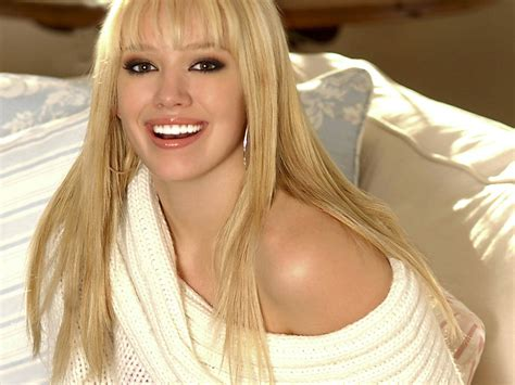Hilary Who by Hilary Duff Hilary Duff Wallpapers
