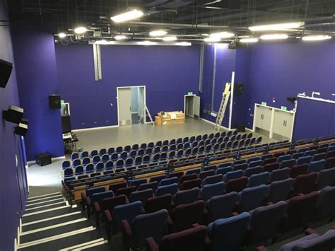 uffculme school drama studio exeter painters  decorators