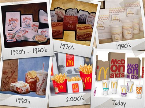 new year food package brand new new packaging for mcdonald s by boxer