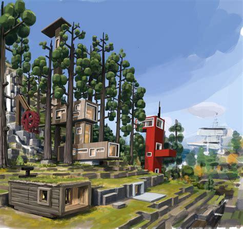 Teh Eco eco announcing a new world strange loop
