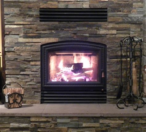 Wood Burning Fireplace Heaters by Fireplaces High Efficiency Wood Island Ny