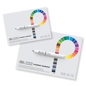 Pigment Marker Paper Size A5 Winsor Newton winsor newton pigment marker paper pads