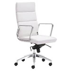 office chairs target engineer high back office chair white zuo target