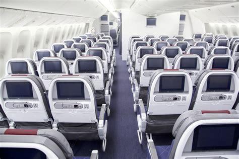 voli interni america aa nuova configurazione boeing 777 200 press tours