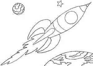 rocket coloring pages wayne schmidt s free space ship coloring page rocket