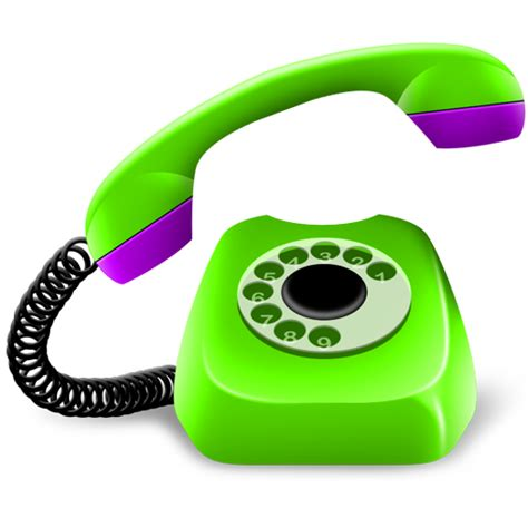 green phone icon download free icons