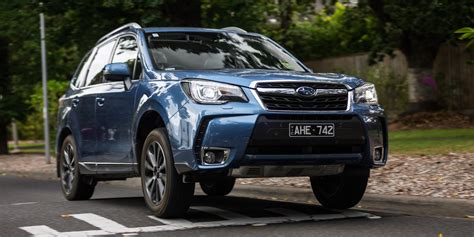 subaru forester xt 2017 white 2017 subaru forester xt premium review caradvice
