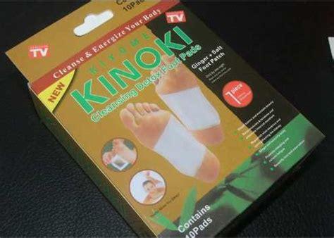 Cara Menggunakan Kiyome Kinoki Cleansing Detox Foot Pads by Grosir Kinoki Murah