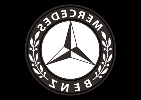 mercedes logo vector mercedes logo mercedes logo vector free