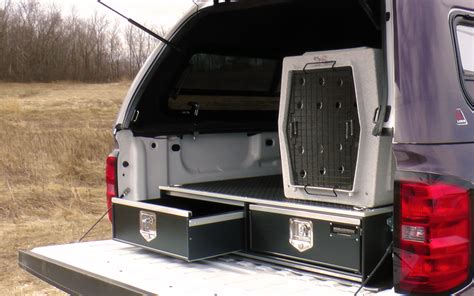 truck bed storage drawers storage drawers for pickup trucks hdp models
