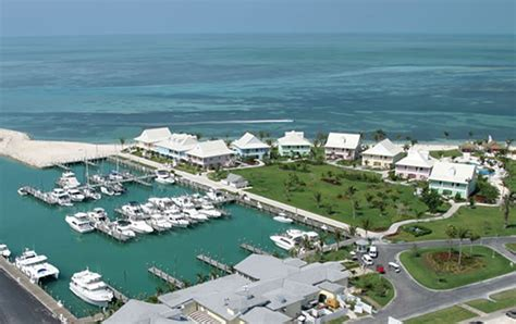 Sparkling Voyages   Old Bahama Bay Resort and Old Harbour
