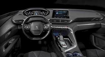 Peugeot 3008 Interior Topgear Malaysia A Peek Inside The New Peugeot 3008
