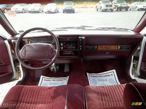 1990 Buick Lesabre Interior by 1994 Buick Century Special Sedan Dashboard Photo