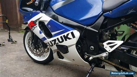 Suzuki Gsx 600 For Sale Suzuki Gsx R 600 K2 2002 For Sale In United Kingdom