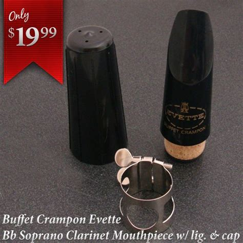 buffet clarinet mouthpiece buffet cron student bb clarinet mouthpiece kit with